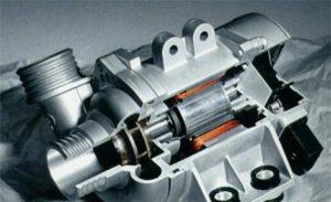BMWs elektroniske vannpumpe har så mange fordeler og kan spare drivstoff